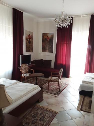 Bordó szoba