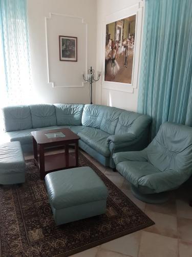 Kék szoba